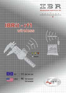IBR IBRit-rf1 Wireless