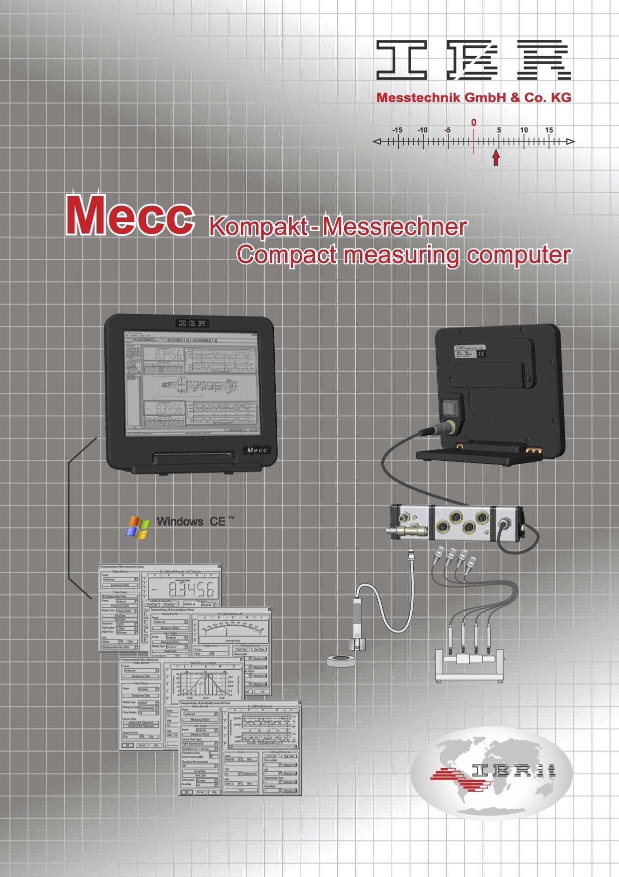 IBR MECC Compact Measuring Computer