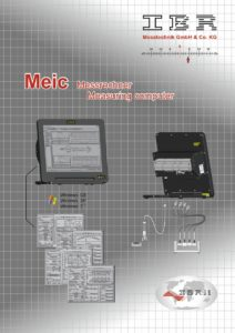 IBR MEIC Measuring Computer