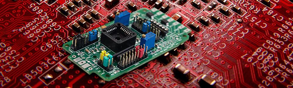 TCM PCB ViaSat-154
