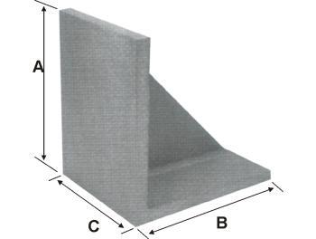 Cast Iron Squares and Blocks